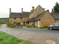 Wood Stanway Farmhouse