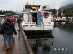 Lighthouse,Totems, & Eagles Excursions Day Tours