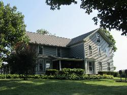 Rufus Tanner House Bed and Breakfast