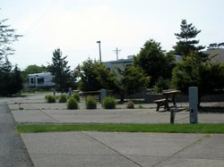 Premier RV Resort of Lincoln City Oregon