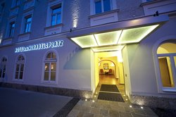 Hotel am Mirabellplatz