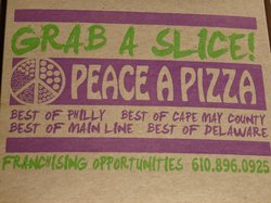 Peace A Pizza