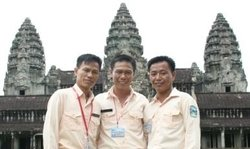 Angkor Family Travel - Private Day Tours