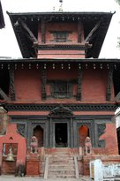 Nepali Temple (Kathwala Temple)