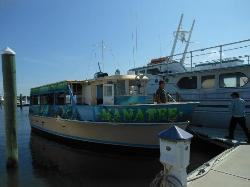 The Manatee, Scenic Boat Tours