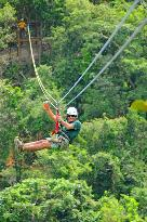 Campo Rico Ziplining Adventure
