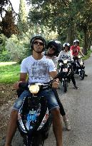 Tuscany Vespa Tours