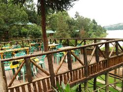 Lake Bunyonyi Overland Resort