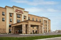 Hampton Inn and Suites Williston