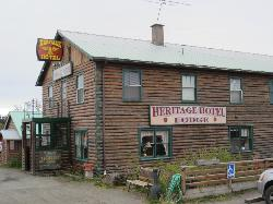Heritage Hotel Lodge