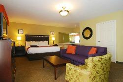 Comfort Suites Champaign Urbana