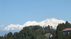 Kanchenjunga Mountain