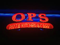 Ops Pizza Kitchen
