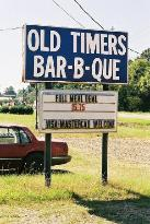 Old Timers Bar-B-Que