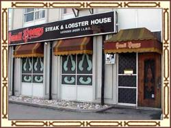 Small Rooms Steak & Lobster