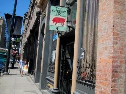 The Greedy Pig - Gastown