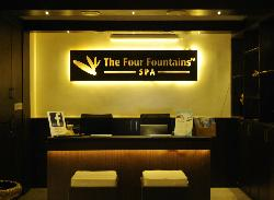 The Four Fountains Spa - Whitefield