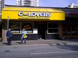 C-Lovers Fish and Chips