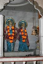Hanuman Temple / Statue