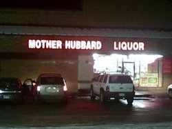 Mother Hubbard Inc Convenience Store Pizza Place