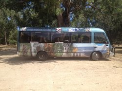 Cafe Bus Winery Tours