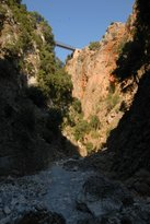 Les Gorges d'Aradena