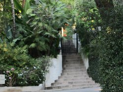 Mansion owned by Johnny Depp