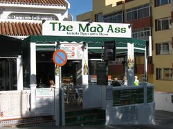 The Mad Ass