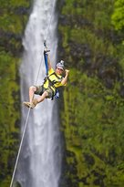 Skyline Eco Adventures - Akaka Falls Zipline Tour