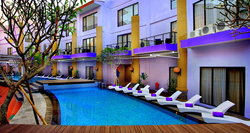 Kuta Central Park Hotel
