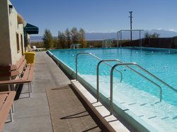 Sand Dunes Recreation Hot Springs Pool