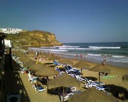Praia do Burgau