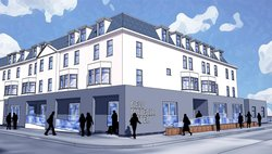 The New Mayfair Hotel, Blackpool