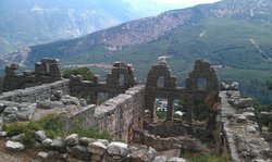 Arykanda Ruins