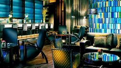 Blue Bar at Four Seasons