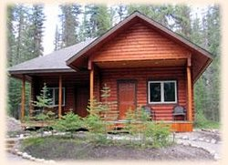 Kootenay Park Lodge