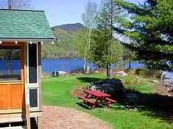 Prospect Point Cottages - Blue Mountain Lake