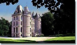Chateau de l'Isle-Marie