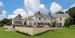 Blagdon Manor Hotel