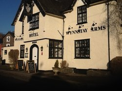 ‪The Wynnstay Arms Hotel‬