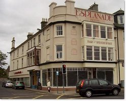 The Esplanade Hotel