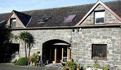 The Slate Shed B &B at Graig Wen