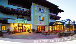 Alpenhotel Waldfrieden