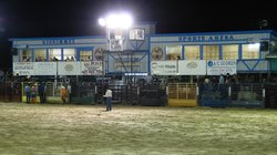 ‪The Kissimmee Sports Arena Rodeo‬