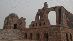 Feroz Shah Kotla Fort