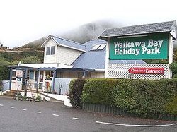 ‪Waikawa Bay Holiday Park‬