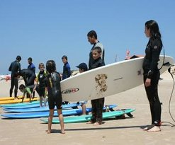 Surfing Baleal Surf Camp & Surf School