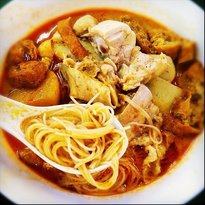 Heng Kee Chicken Curry Noodle
