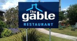 The Gable Restaurant - Aboukir Hotel