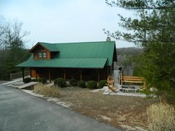 Scenic Cabin Rentals Cliffview Resort